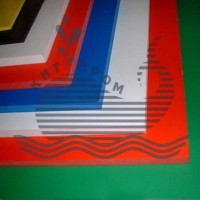 PP, polypropylene sheet