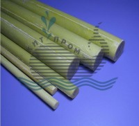 Epoxy glass laminate rod