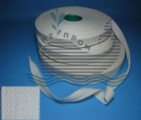 Cotton textile tapes