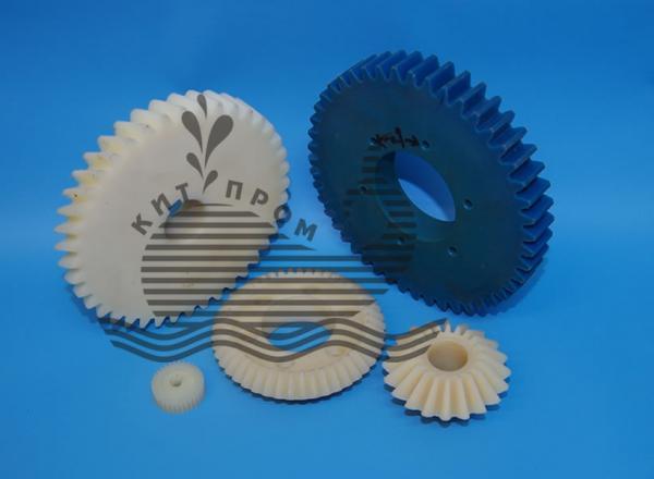 Изготовить пластиковую шестерню своими руками